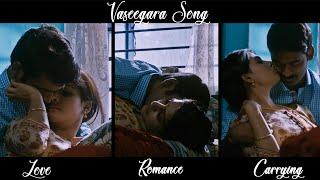 Vaseegara | Adai malai | Minnale | Whatsapp status | Cute new love status