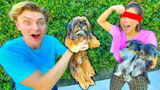 SURPRISING MY NEW GIRLFRIEND WITH PUPPIES!! *EMOTIONAL*