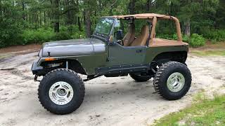 Jeep YJ Walkaround
