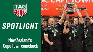 Spotlight: New Zealand's incredible win