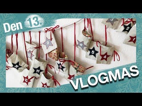 VLOGMAS Den 13. | Nejlepší dárek k svátku?