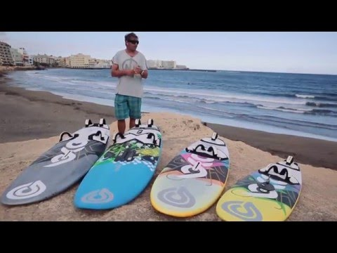 Windsurfing Tools of the Trade – Boards