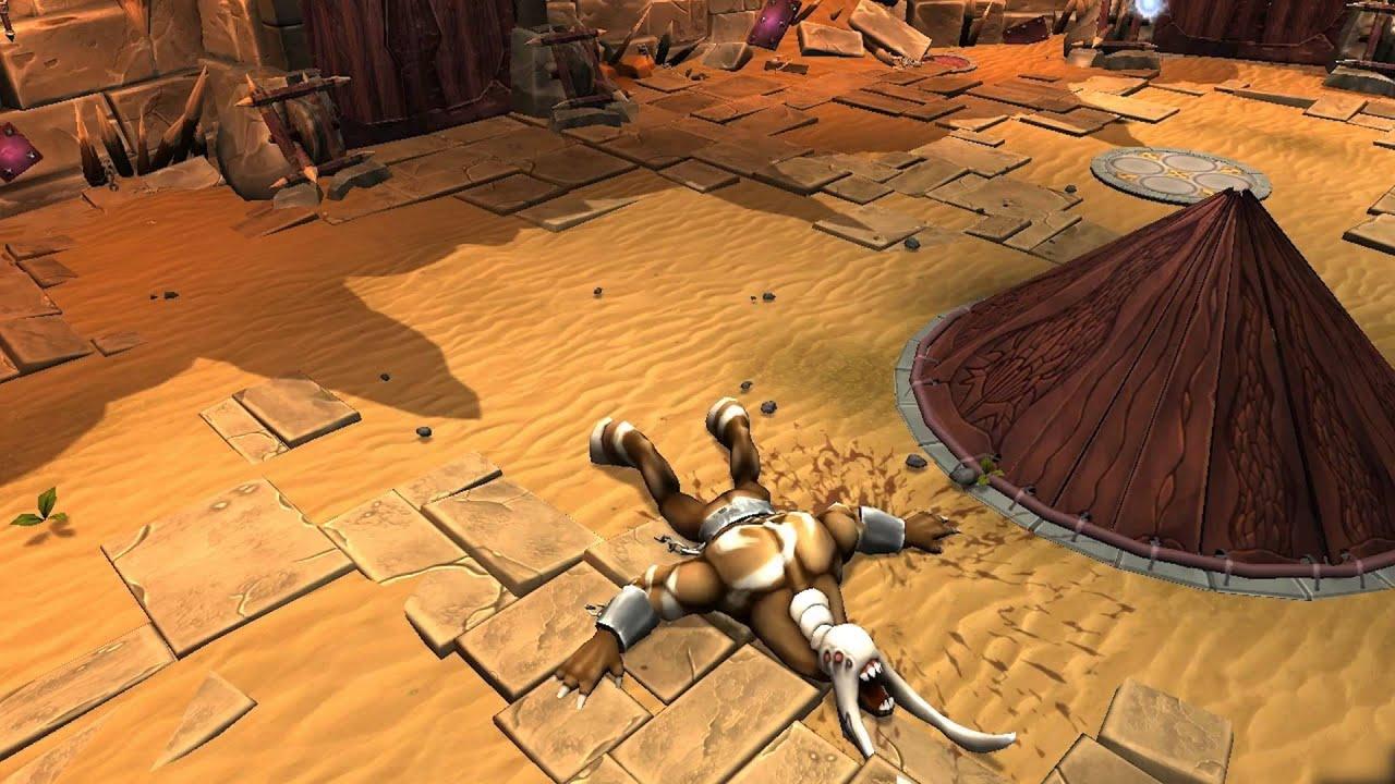 El RPG de acción cooperativa Forced llega a PS4 esta semana