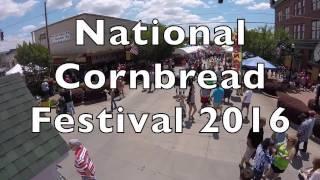Craft Shows: Cornbread Festival 2016