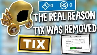 The Truth About Tix (Roblox)