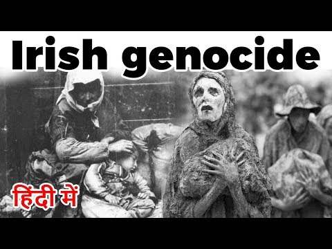 History of Irish Genocide, Was the Great Potato Famine a genocide conducted by British Government?