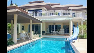 Laguna Homes | An Exceptional House with Open Views of Golf Course and Waterway for Sale