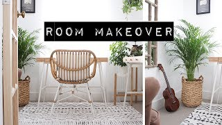 ROOM MAKEOVER // my tiny studio + room tour (2019)
