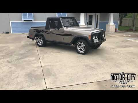 Video of Classic '73 Commando located in Florida Offered by Motor City Classic Cars - PB2J