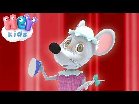 Una Rata Vieja - Canciones Infantiles - HeyKids.es