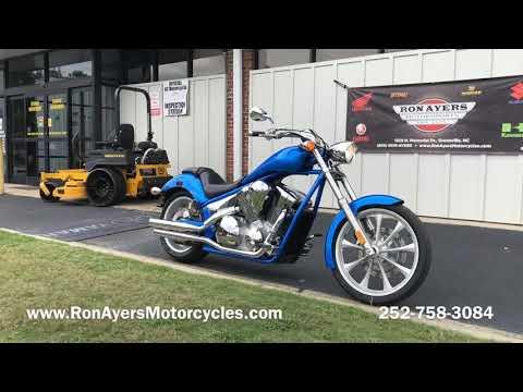 2010 Honda Fury™ in Greenville, North Carolina - Video 1