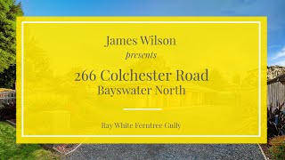 266 Colchester Road, Bayswater North - Ray White Ferntree Gully