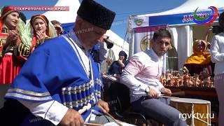Дагестанская делегация приняла участие в работе инвестиционного форума «АгроЮг-2018»