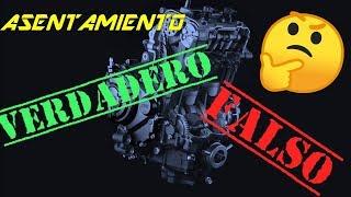 ASENTAMIENTO DEL MOTOR   LA VERDAD