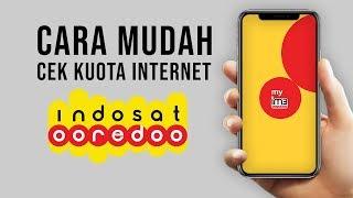 Cara Mudah Cek Kuota Internet Indosat Ooredoo
