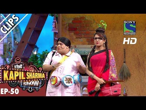 Vidyapati and Bumper meets Shankar-Ehsaan-Loy -The Kapil Sharma Show-Ep.50-9th Oct 2016