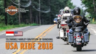 USA RIDE 2018 - Celebrate 115th Anniversary Harley-Davidson