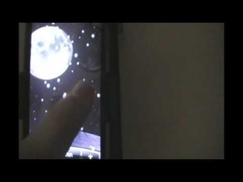 Video of Flying Santa Live Wallpaper