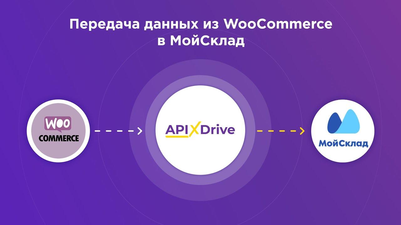 Как настроить выгрузку данных из WooCommerce в виде заказов в MoySklad?