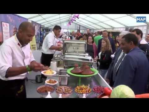 العرب اليوم - مشاركة متميزة للمغرب في معرض الطبخ في بروكسيل