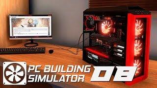 СИНИЙ ЭКРАН СМЕРТИ! - #8 ПРОХОЖДЕНИЕ PC BUILDING SIMULATOR