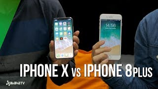 iPhone X vs iPhone 8 Plus, ¿cuál elegir?