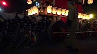 犬山祭りどんでん住吉臺熊野町2018年春試楽夜