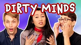 WE HAVE DIRTY MINDS (Squad Vlogs)