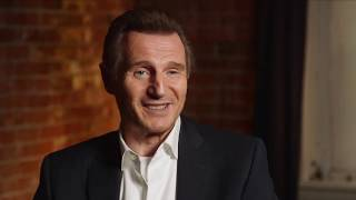 """Cold Pursuit Interview With Liam Neeson   """"Nells"""""""