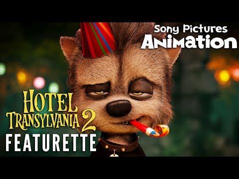 Hotel Transylvania 2 (Viral Video 'Summer Getaway')
