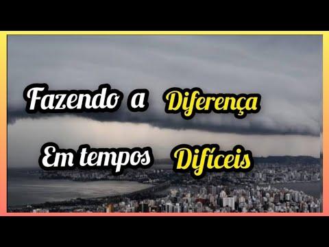 fazendo a diferena em tempos difceis #pregao