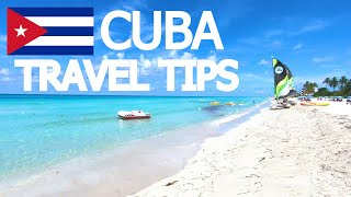 CUBA TRAVEL TIPS: THINGS TO KNOW BEFORE TRAVELING
