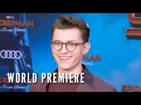 SPIDER-MAN: FAR FROM HOME - World Premiere