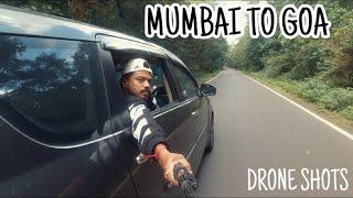 MUMBAI TO GOA ROAD TRIP AFTER LOCKDOWN | VIA AMBOLI GHAT | 🔥