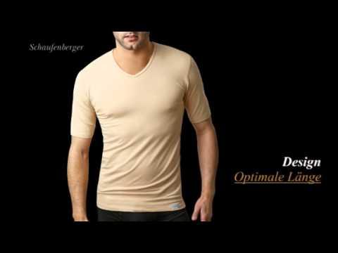 Unsichtbares Unterhemd für Business von Schaufenberger