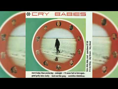 Cry Babies - Cry Babies [1969] (Full album Stream)