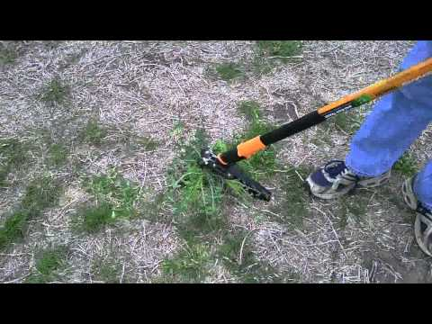Fiskars Weed Puller The Garden Tool Shed
