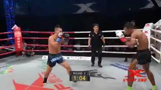 Kunlun Fight - Highlights of Singdam VS Yang Zhuo