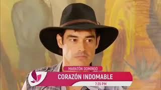 Corazón Indomable | Maratón Tlnovelas Domingo 07 De Octubre 2018