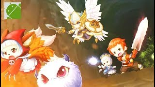 Legend of Brave - Android Gameplay HD