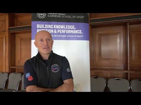 Dave Bunting -  Outdoor Development Manager for Carnegie Great Outdoors
