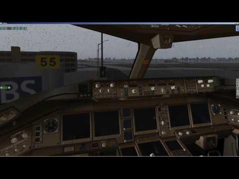 Flighfactor 777 startup & autopilot tutorial part 2