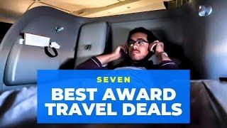 7 BEST Award TRAVEL DEALS - 2019