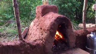 Installing A Fireplace In A Debris Shelter