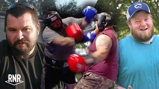 "Plump Redneck Fights Fellow Obese Man ""Tony Calories""  – RNR 6"