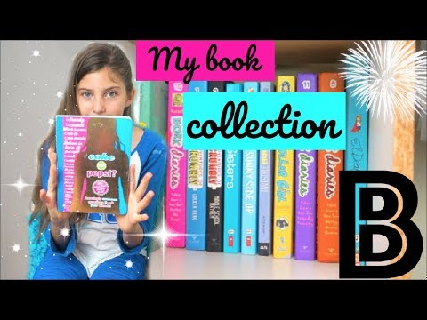 My Book Collection 'Book Tour!'
