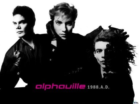 The Paradigm Shift Lyrics – Alphaville