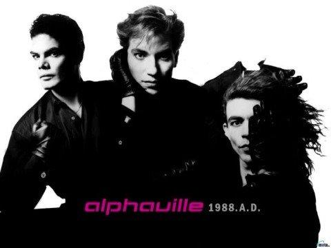 The Paradigm Shift Lyrics – Alphaville
