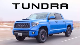 2019 Toyota Tundra TRD Pro Review - The Best All-Around Truck