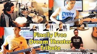 Dream Theater - Finally Free